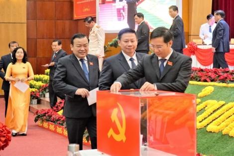[INFOGRAPHIC] Danh sách Ban Chấp hành, Ban Thường vụ, Uỷ ban Kiểm tra Tỉnh uỷ khoá XI, nhiệm kỳ 2020 - 2025