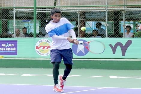 Ngày thi đấu thứ 5, Giải quần vợt vô địch trẻ -VTF Junior Tour 3–Hải Đăng Cúp: Nhiều hạt giống bị loại