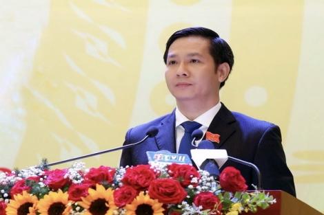 Đồng chí Nguyễn Thành Tâm tái đắc cử Bí thư Tỉnh uỷ