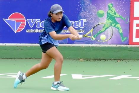 Ngày thi đấu thứ 6, Giải vô địch quần vợt trẻ-VTF Junior Tour 3–Hai Dang Cup 2020: Chức vô địch đầu tiên của CLB Hải Đăng