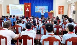 Châu Thành tập huấn kỹ năng, nghiệp vụ cho cán bộ phụ trách công tác Đội năm học 2020 – 2021