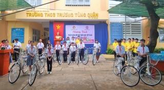 Hội đồng đội thị xã Trảng Bàng tổ chức chương trình thắp sáng ước mơ thiếu nhi Việt Nam năm học 2020 – 2021