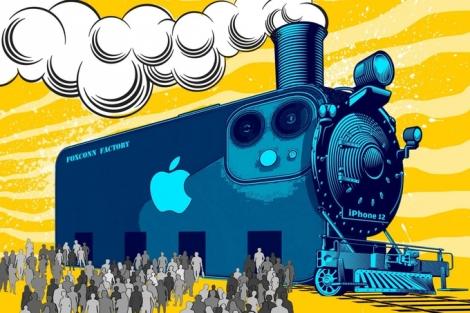 'Thành phố iPhone' đã sẵn sàng sản xuất iPhone 12