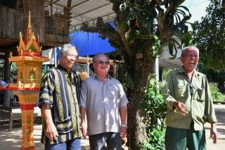 Kỳ 2: Già làng Khmer theo Đảng