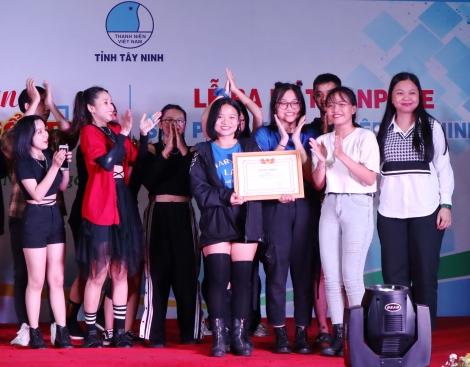 """Ra mắt Fanpage """"Sản phẩm khởi nghiệp Tây Ninh"""" và Tổ chức Hội thi """"Bước nhảy tuổi trẻ"""""""