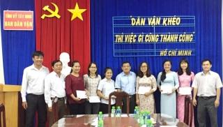 Ban Dân vận Tỉnh ủy tổ chức họp mặt kỷ niệm 90 năm ngày thành lập Hội Liên hiệp Phụ nữ Việt Nam