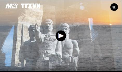 Các bản đồ cổ khẳng định chủ quyền của Việt Nam đối với Hoàng Sa và Trường Sa