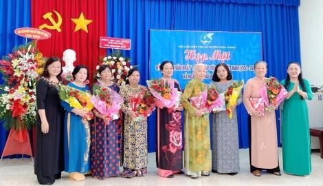 Châu Thành họp mặt kỷ niệm 90 năm ngày thành lập hội LHPN Việt Nam