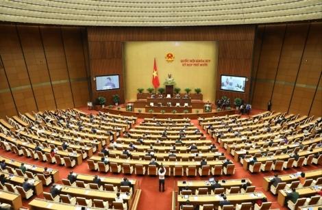 'Quốc hội chia sẻ mất mát, đau thương với đồng bào miền Trung'