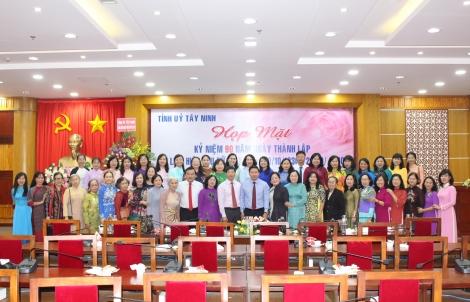 Họp mặt kỷ niệm 90 năm Ngày thành lập Hội LHPN Việt Nam