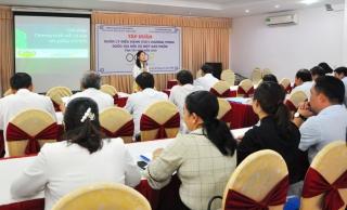 Khai giảng lớp tập huấn chương trình Quốc gia mỗi xã một sản phẩm
