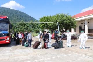 Tây Ninh: Tăng cường quản lý người nhập cảnh trong các khu cách ly