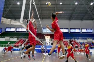 Đội nữ TP. Tây Ninh vô địch