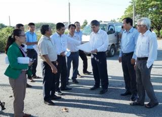 Giám sát công tác quản lý nhà nước đất đai tại Gò Dầu