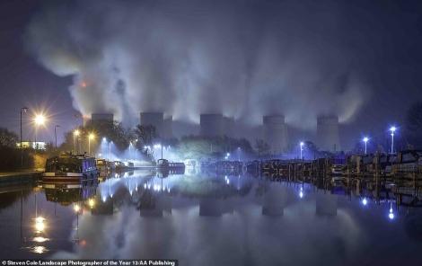 Ảnh phong cảnh nước Anh đẹp nhất năm 2020