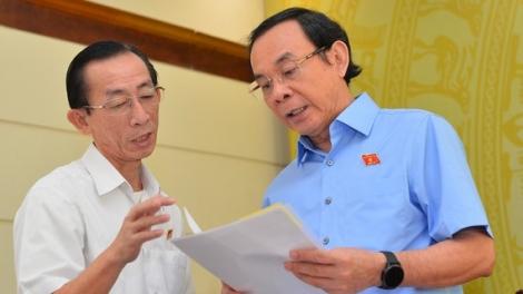 Chuyển sinh hoạt ĐBQH Nguyễn Văn Nên từ đoàn ĐBQH Tây Ninh về Đoàn ĐBQH TPHCM