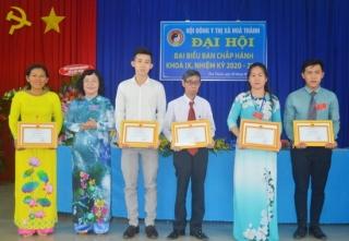 Bế mạc Đại hội Hội Đông y thị xã Hòa Thành
