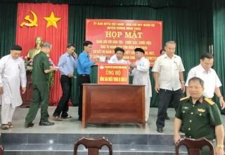 Huyện Dương Minh Châu: Họp mặt dân tộc, tôn giáo