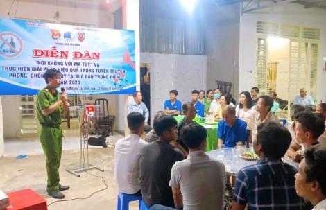 TP. Tây Ninh: Tuyên truyền phòng, chống ma túy tại địa bàn trọng điểm