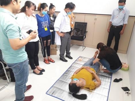 Huấn luyện công tác an toàn vệ sinh lao động