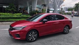 Honda City mới sẽ tới tay khách Việt từ tháng 1/2021