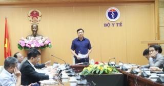 Hội nghị trực tuyến tăng cường công tác phòng chống dịch bệnh trong mùa Đông-Xuân 2020-2021