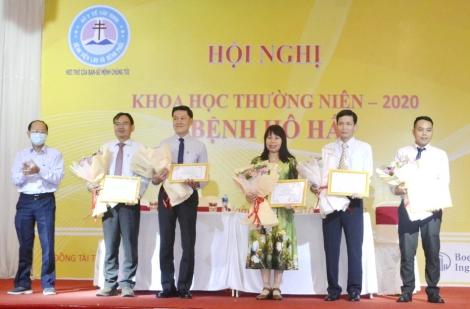 Tổ chức Hội nghị Khoa học Bệnh hô hấp lần thứ 9 năm 2020