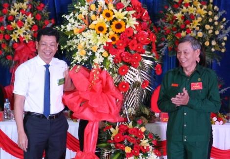 Ông Nguyễn Văn Lợi tái đắc cử Chủ tịch Hội cựu TNXP tỉnh