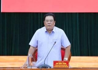 Bộ Chính trị phân công nhiệm vụ mới cho ông Sơn Minh Thắng