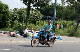 Kiên quyết xử lý những đối tượng vứt rác không đúng quy định