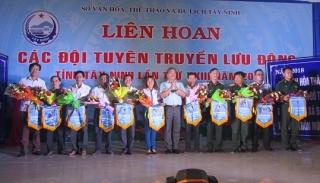 * Lễ khai mạc và xuất quân Hội thi sẽ diễn ra tại Tây Ninh vào hai ngày 2 và 3.11.2020.
