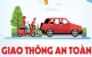 Tuyên truyền phòng, chống tội phạm và an toàn giao thông