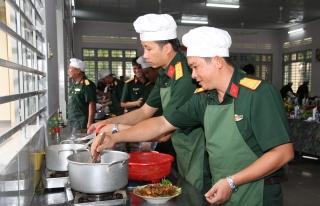 Tổ chức hội thi chế biến và nấu các món ăn ngon 3 miền