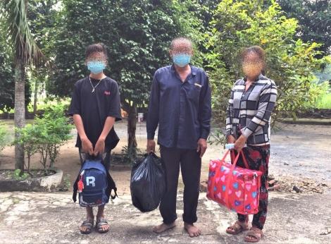 Thêm một vụ nhập cảnh trái phép từ Campuchia về Việt Nam
