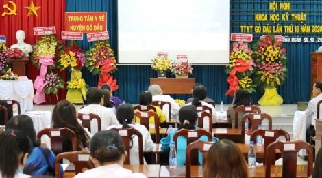 Tổ chức hội nghị khoa học kỹ thuật