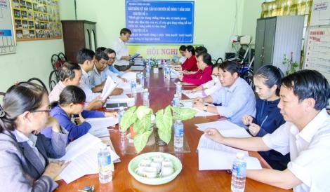 Tân Châu: Hội thảo chuyên đề Đông y
