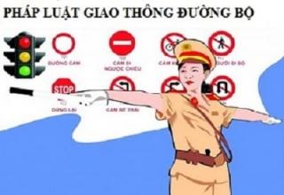 Tuyên truyền Luật Giao thông đường bộ
