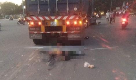 Va chạm xe Container, 2 người thiệt mạng tại chỗ