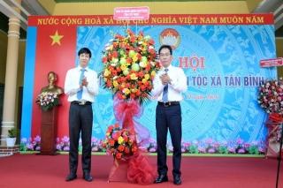 Lãnh đạo tỉnh: Dự Ngày hội Ðại đoàn kết toàn dân tộc