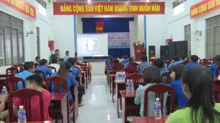 Tổ chức diễn đàn tuyên truyền phòng, chống bạo lực gia đình