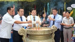 Kỷ niệm 90 năm ngày thành lập Mặt trận Dân tộc thống nhất Việt Nam, ngày truyền thống Mặt trận Tổ quốc Việt Nam: Củng cố vững chắc khối đại đoàn kết toàn dân tộc