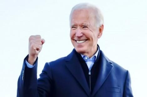 Ông Biden đắc cử Tổng thống Mỹ