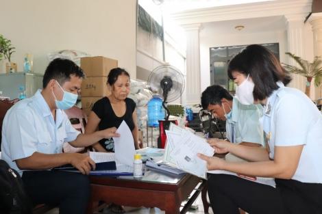 Thanh tra phân bón, thuốc BVTV, hạt giống, cây giống trên địa bàn thị xã Hòa Thành, TP. Tây Ninh