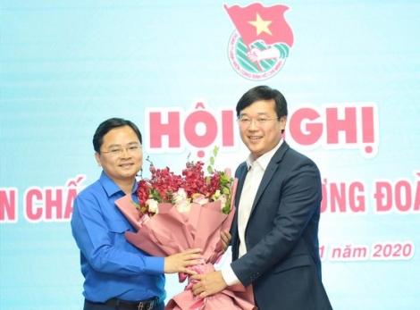 Anh Nguyễn Anh Tuấn được bầu làm Bí thư thứ nhất Trung ương Đoàn khóa XI
