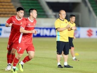 HLV Park Hang-seo nhận tin không thể vui hơn ở vòng loại World Cup