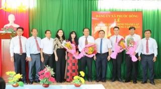 Gò Dầu: Thêm một Chi bộ Đảng ngoài Nhà nước