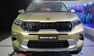 Kia Sonet - crossover mới đặt chân đến Đông Nam Á