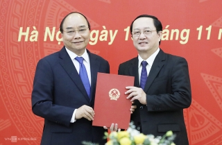 Ông Huỳnh Thành Đạt nhậm chức Bộ trưởng Khoa học và Công nghệ