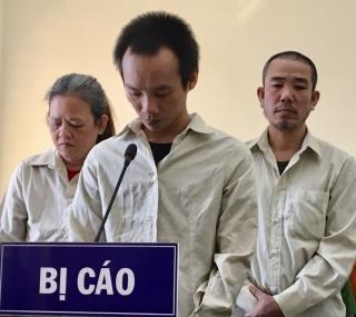 Mua bán ma túy 3 bị cáo lãnh án 26 năm tù