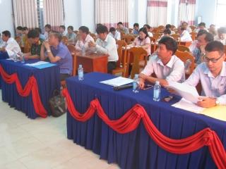 Tân Biên tổ chức kỳ thi sát hạch công chức cấp xã